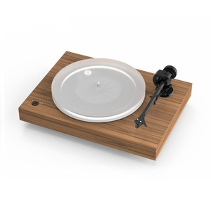Pro-Ject X2 Turntable Walnut 2M Silver