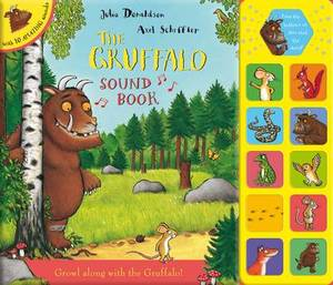 Gruffalo Sound Book