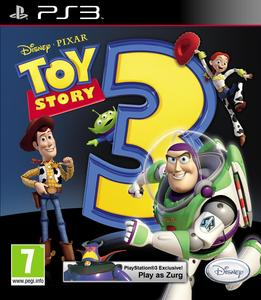 Toy Story 3 Essentials Ps3