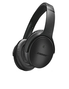 Bose Quietcomfort 25 Black Accoustic Noise Cancelling Headphones Apple Devices