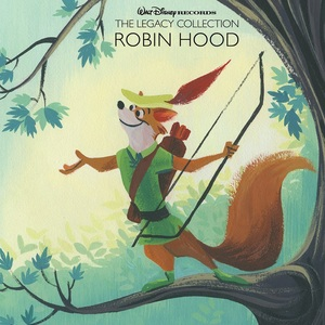 WALT DISNEY LEGACY COLLECTION: ROBIN HOOD / VAR