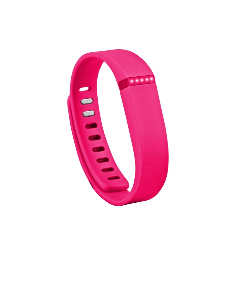 Fitbit Flex Pink Wireless Activity +Sleep Wristband
