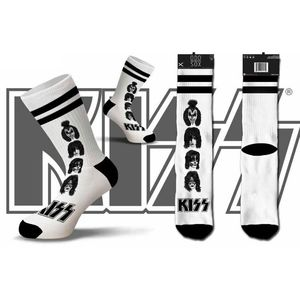 Odd Sox Kiss Gods Of Thunder Men's Socks [Size 6-13]