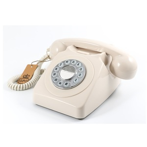 GPO Telephones 746 Push Ivory