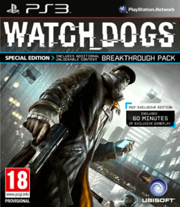 Watch_Dogs [Pre-owned]