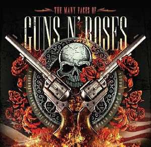 MANY FACES OF GUNS N ROSES / VARIOUS (RMST) (DIG)