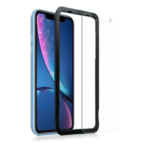 Baykron Ot-Ipc6.1-2D Clear Tempered Glass for iPhone 11