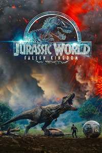 Jurassic World: Fallen Kingdom [4K Ultra HD] [2 Disc Set]