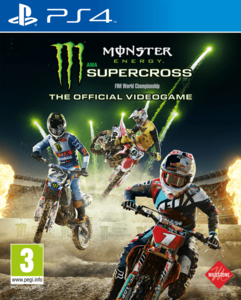 Monster Energy Supercross: The Official Videogame [Pre-owned]