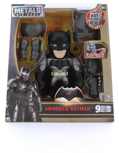 Nano Metalfigs Batman v Superman: Dawn of Justice Armored Die-Cast Figure