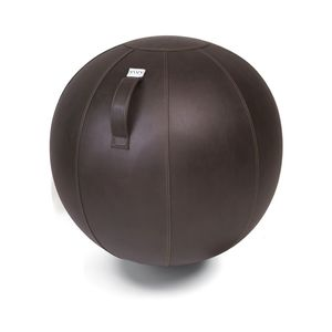 Vluv Veel Leatherette Seating Ball Mokka