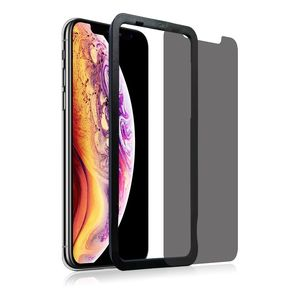 Baykron Ot-Ipp6.5-P Privacy Tempered Glass for iPhone 11 Pro Max