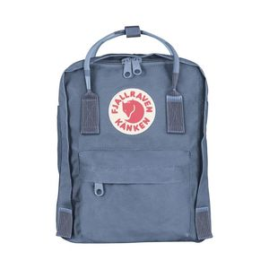 Fjallraven Kanken Mini Backpack Blue Ridge Random Blocked
