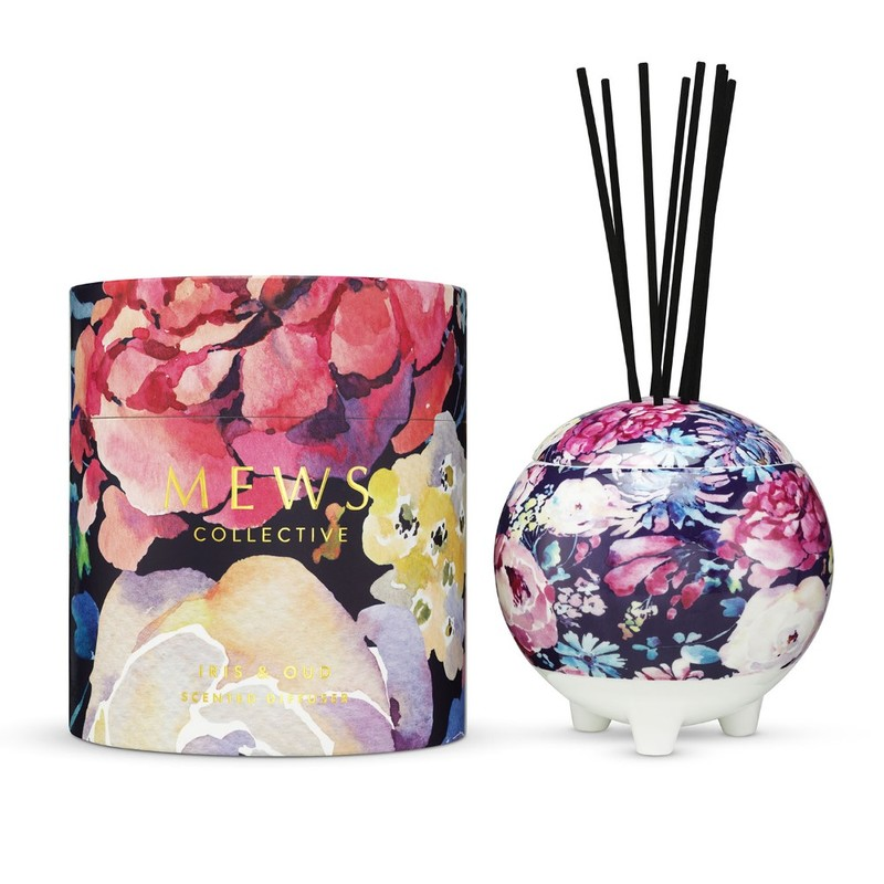 Mews Collective Iris & Oud Diffuser 350ml