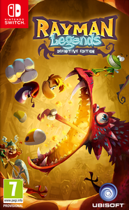 Rayman: Legends - Definitive Edition