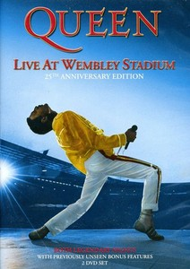 Live At Wembley Stadium 25Th Anniv Ed Dvd