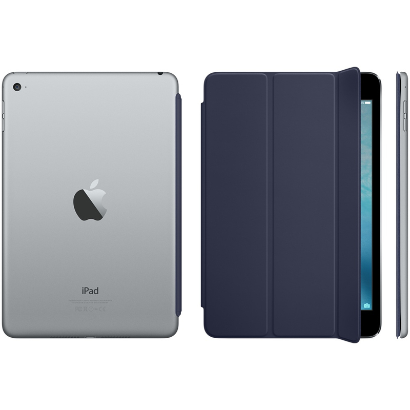 Apple Smart Cover Midnight Blue iPad Mini 4