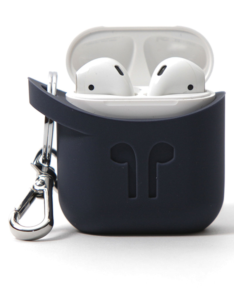 PodPocket Silicone Case Indigo Blue For Apple AirPods