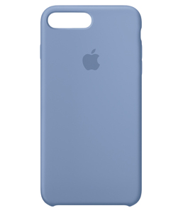 Apple Silicone Case Azure For iPhone 7 Plus