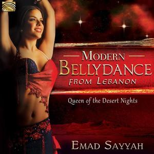 MODERN BELLYDANCE FROM LEBANON: QUEEN OF DESERT