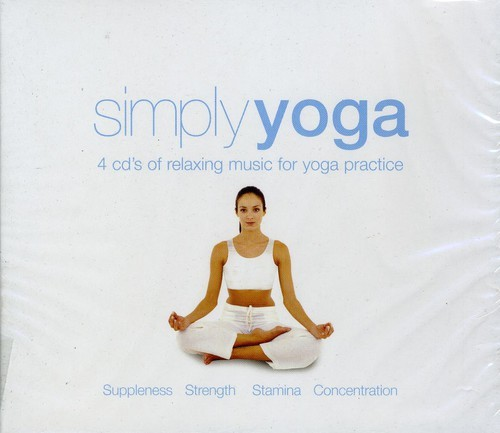 SIMPLY YOGA / VARIOUS (BOX)