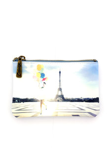 Cat's Eye Paris Flat Bag