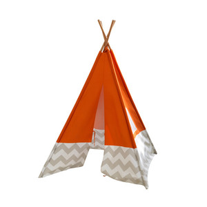 Kidkraft Orange Teepee Tents