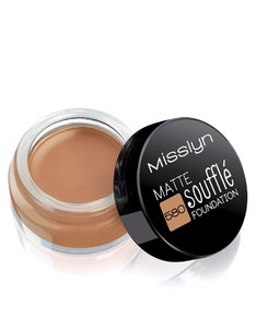 Misslyn Matte Souffle Foundation No.580 Caramelized Coffee