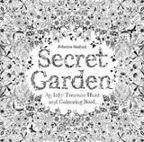 Secret Garden An Inky Treasure Hunt & Colouring Book