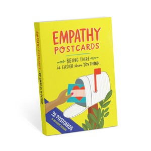 Emily Mcdowell Empathy Postcard Book