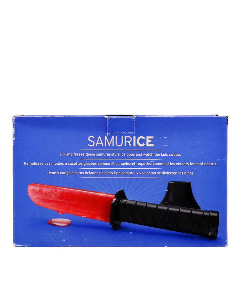Fred Samurice Ice Molds 2