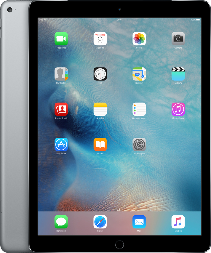 iPad Pro 128GB Wi-Fi +Cellular Space Grey