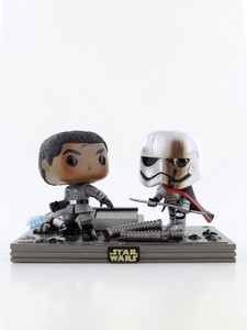 Funko Pop Star Wars Movie Moments The Last Jedi Vinyl Figure