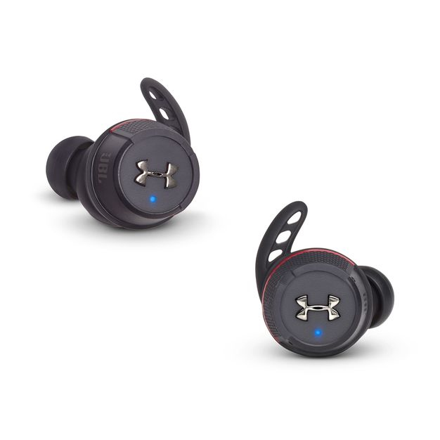 95ab77a1b JBL Under Armour Flash Black True Wireless Earbuds