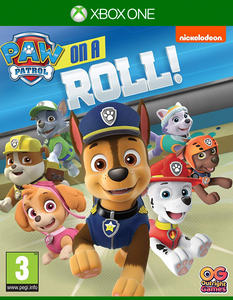 PAW Patrol: On a Roll! [Pre-owned]
