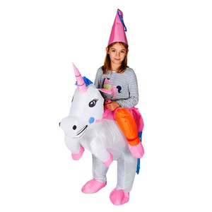 Bodysocks Inflatable Unicorn Costume for Kids