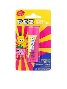 Pez Raspberry/Lemon Single Lip Balm