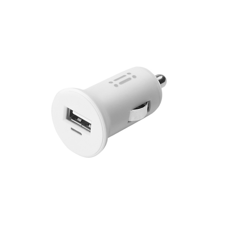 Aiino Car Charger 1A 1Usb White