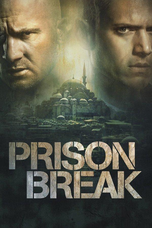 Prison Break Season 1 5 5 Disc Set