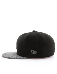 New Era Grey Collection NY Yankees Black/Graphite Cap