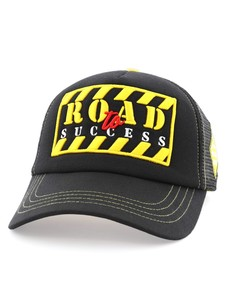 B180 Road To Success Cap Black