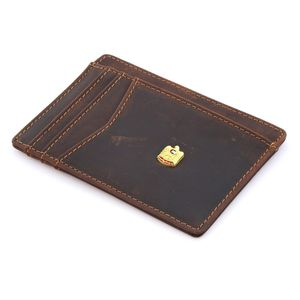 Rovatti Brown Card Holder 2