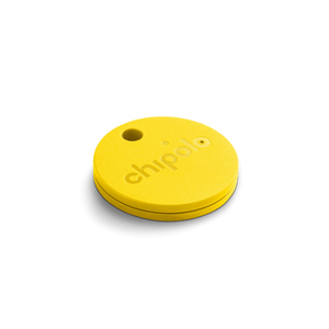 Chipolo Classic 2nd Gen Fruit Edition Lemon Bluetooth Key Finder