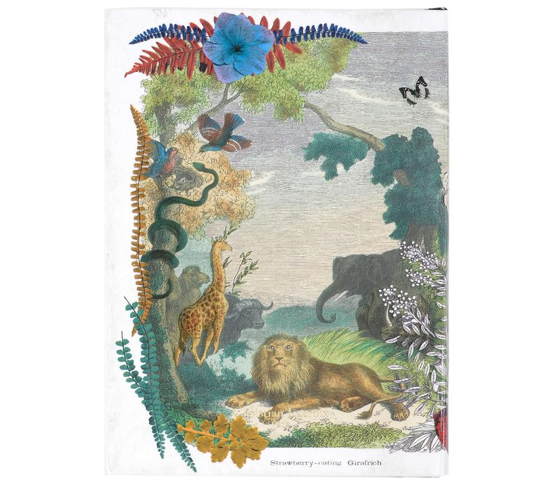 Christian Lacroix A6 Wild Nature Notebook
