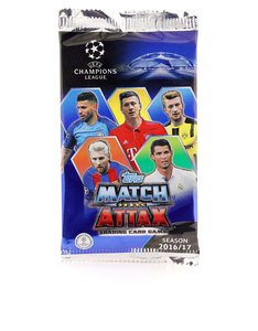 Topps Champions League 16/17 Trading Card Pack