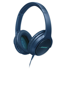 Bose SoundTrue Navy Blue Around-Ear Headphones Android Devices