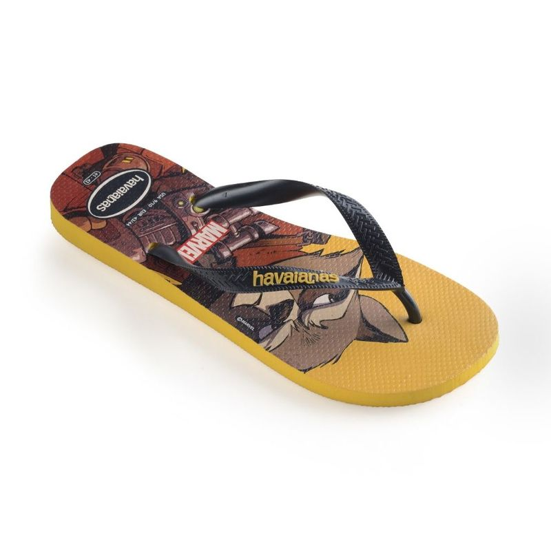 Havaianas Top Marvel Unisex Slippers Banana Yellow