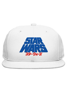 Dedicated Star Wars Nippon White Cap