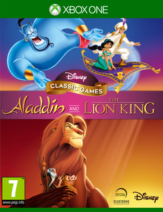 Disney Classic Games: Aladdin and The Lion King [Pre-owned]