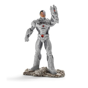 Schleich Cyborg Action Figure